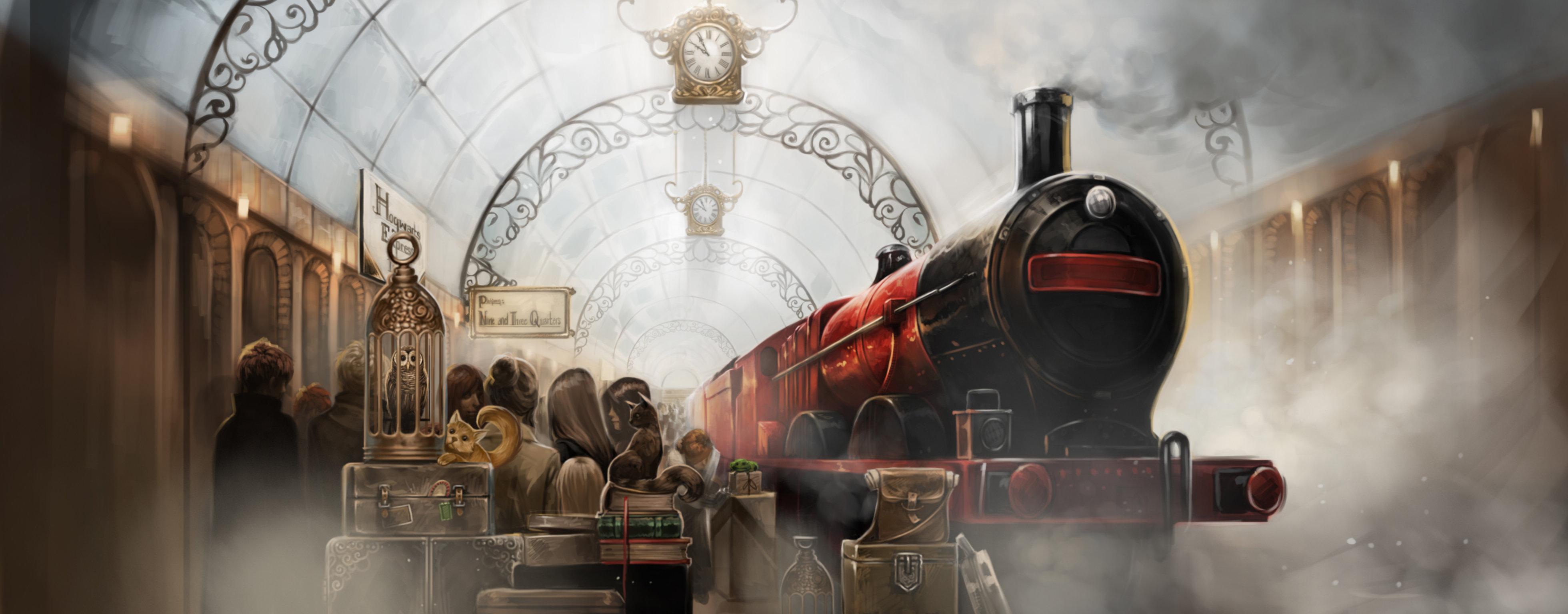 霍格沃茨特快列车