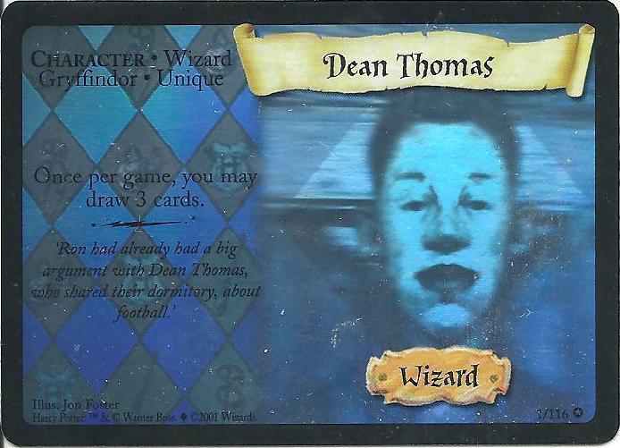 Dean Thomas (karta)