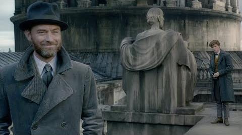 Fantastic Beasts The Crimes of Grindelwald - Official Teaser Trailer-0