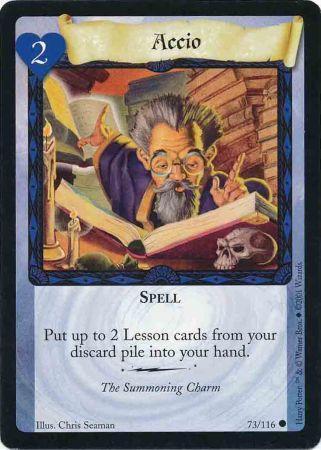 Accio (Trading Card)
