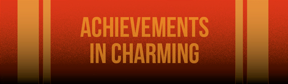 Achievements in Charming