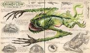 Druzgotek - ilustracje Jima Kay'a