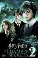 Harry Potter and the Chamber of Secrets (film)(Movie Poster)