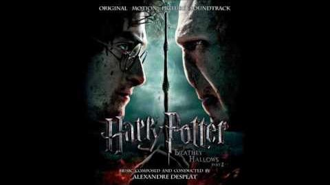 Harry Potter and the Deathly Hallows Part 2 OST 08 - Panic Inside Hogwarts