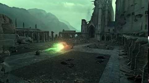 The Final Battle Harry Potter and the Deathly Hallows Pt