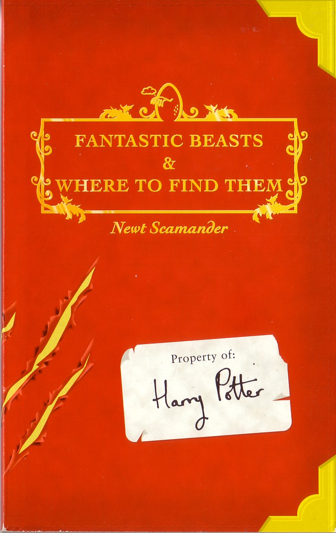Fantastic Beasts and Where to Find Them (companion book)