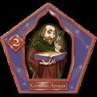 Cornelius Agrippa-02-chocFrogCard