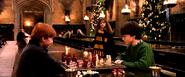 Harry potter og ronny wiltersen spiller sjakk jul