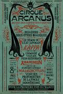 Circus Arcanus Flyer