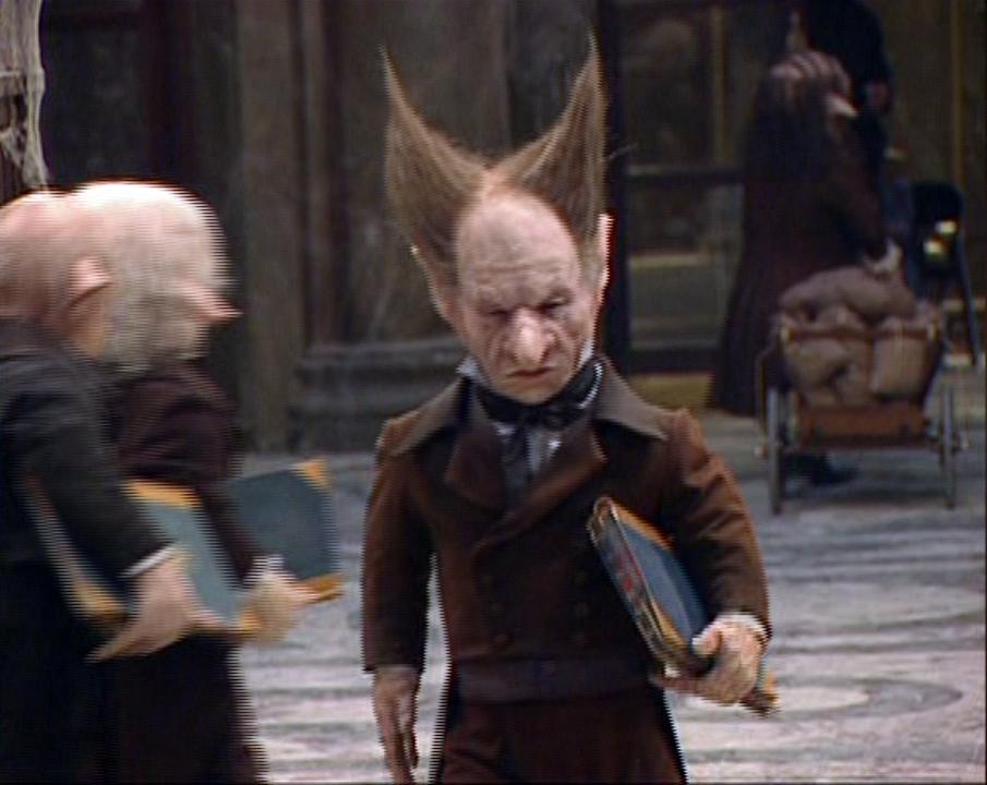 Unidentified Goblin at Gringotts in 1998 (IV)