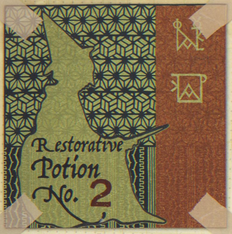 Restorative Potion No. 2