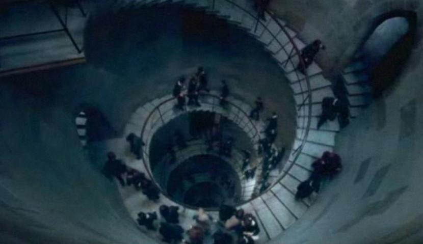 Schody do Wieży Ravenclawu