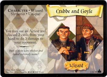 Crabbe i Goyle (karta)