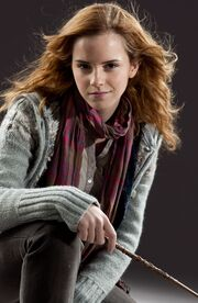DH1 promo casual wear Hermione Granger wand.jpg