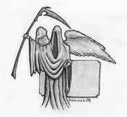 Fan Art Addamek09 Riddle Grave