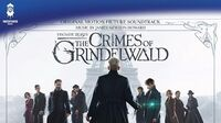Fantastic Beasts The Crimes of Grindelwald Official Soundtrack Restoring Your Name WaterTower