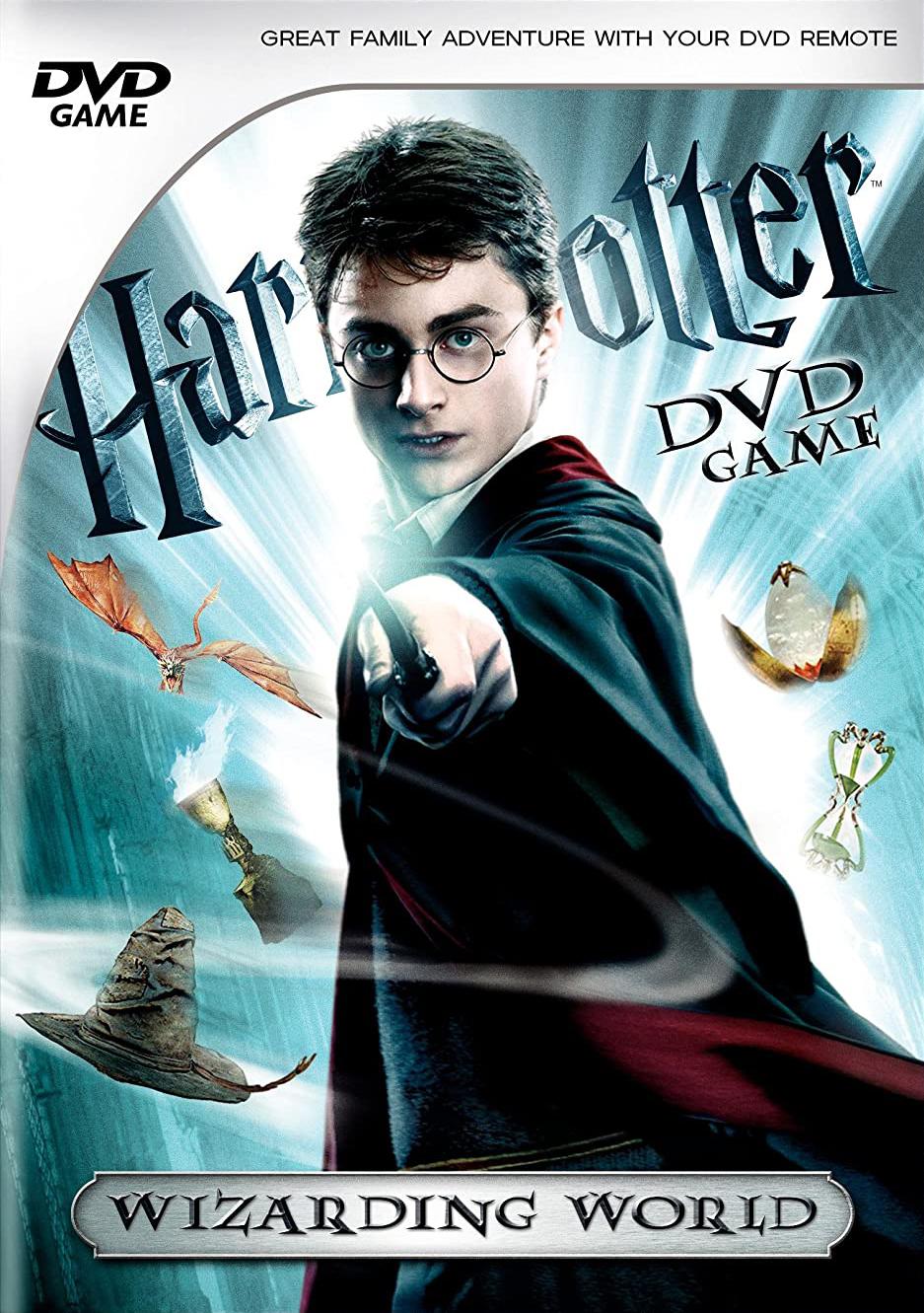 哈利·波特DVD游戏:魔法世界