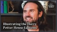 A Look Inside the Harry Potter House Editions Bloomsbury Publishing