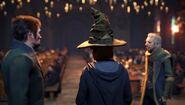 Ceremonia przydziału (Dziedzictwo Hogwartu)