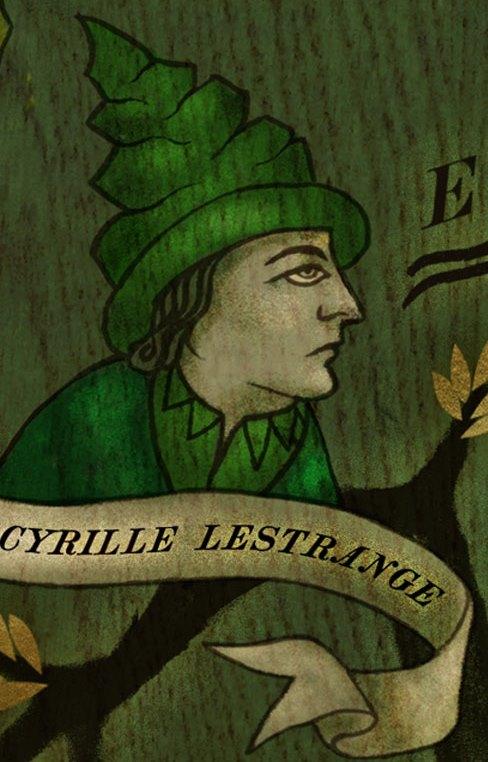 Cyrille Lestrange (II)
