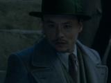 Cho Chang's grandfather