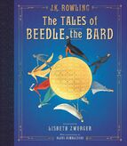 US The Tales of Beedle the Bard Illustrated Edition