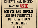 Educational Decree Number Thirty-One