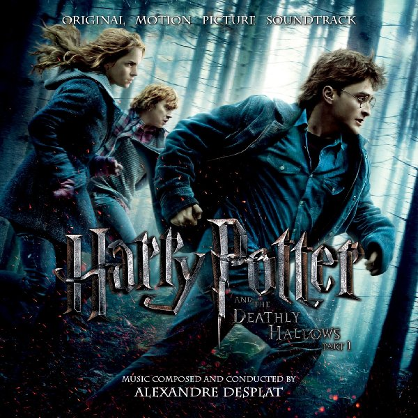 Harry Potter ja kuoleman varjelukset, osa 1 (ääniraita)