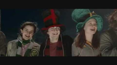 Harry Potter- The Quidditch World Cup