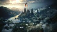 Zamek z lotu ptaka 7 (Dziedzictwo Hogwartu)
