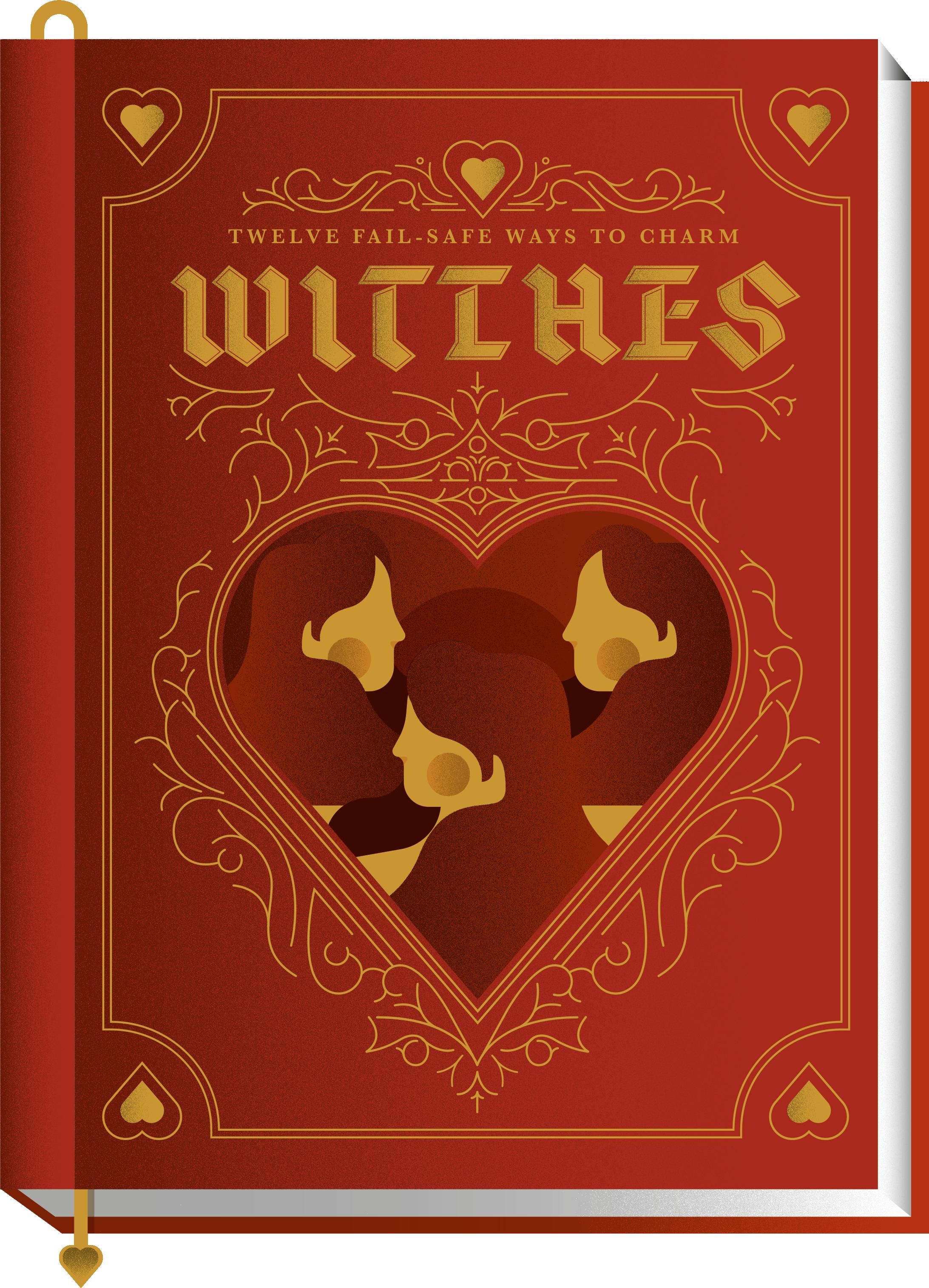 Douze moyens infaillibles de séduire les sorcières