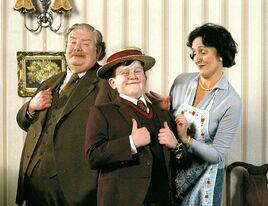 Dursley family (Promotional photo).jpg