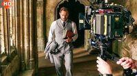 Fantastic Beasts Crimes of Grindelwald Dumbledore Behind The Scenes
