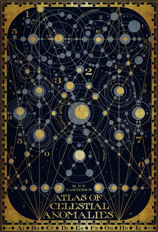 Atlas des Anomalies Célestes
