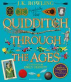 Quidditch Through the Ages Illustrated UK