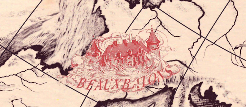 布斯巴顿魔法学院