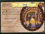 Fang (Trading Card)