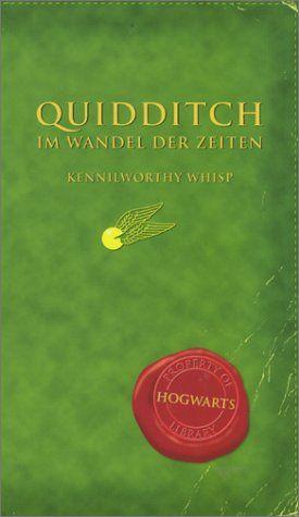 Quidditch im Wandel der Zeiten (Buch)