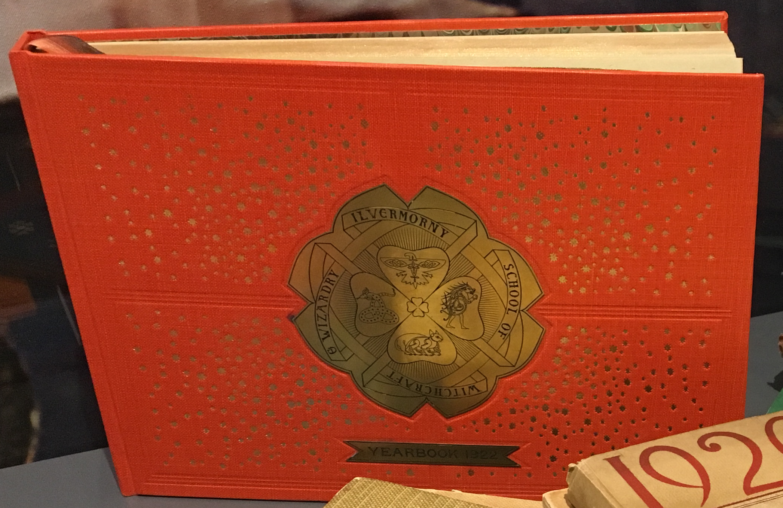Ilvermorny yearbook