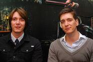 James und Oliver Phelps1