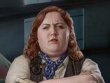 Leaky Cauldron bartender