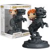 Ron Weasley riding chess piece pop vinyl