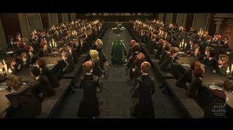 『ハリー・ポッター:魔法の覚醒』最新PV