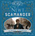 Newt Scamander A Movie Scrapbook