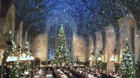 12. Christmas at Hogwarts