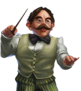 Filius Flitwick (Harry Potter- Zagadki i magia)