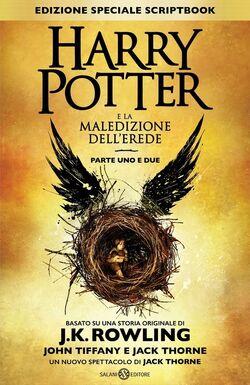 Harry Potter e la maledizione dell'erede, copertina.jpg