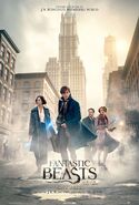 Poster Fantastic Beasts