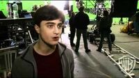 Harry Potter and the Deathly Hallows, Part 1-Harry Plays George