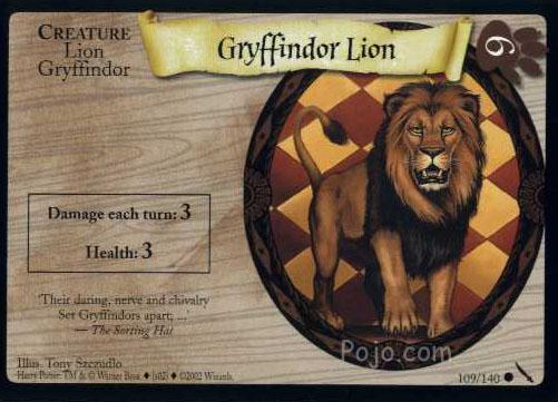 Lew Gryffindoru (karta)